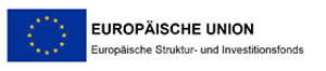[Translate to English:] Logo Europäische Union